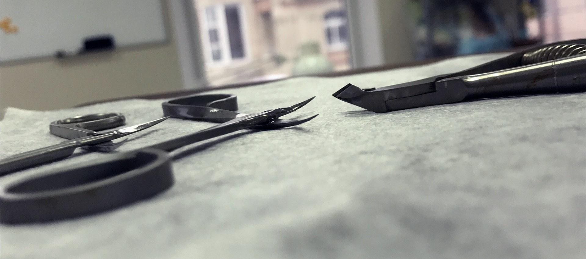 5 важных пунктов для начинающего мастера маникюра — статьи на LesNails